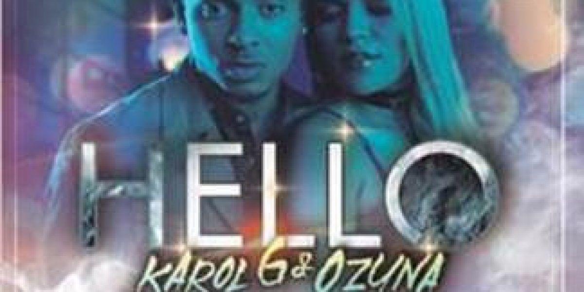 """Intérprete Karol G presenta su sencillo """"Hello"""" junto a Ozuna"""