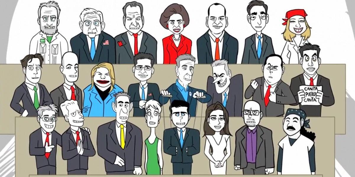 Se despiden de época electoral con cómico video de políticos