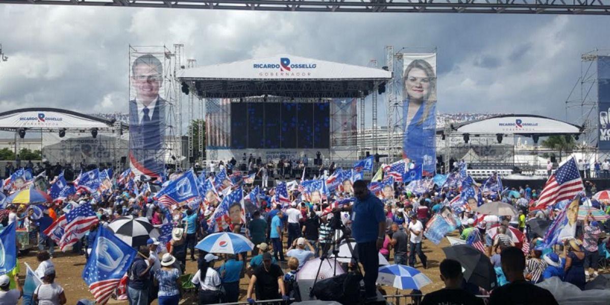 Minuto a minuto: Cierre de campaña del PNP