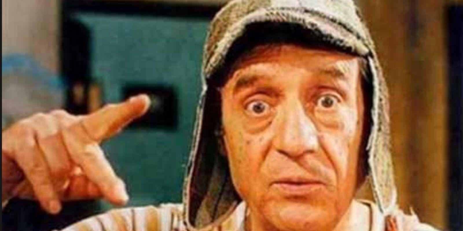 Aseguran que Chespirito tenía un pacto con el diablo. Imagen Por: Televisa