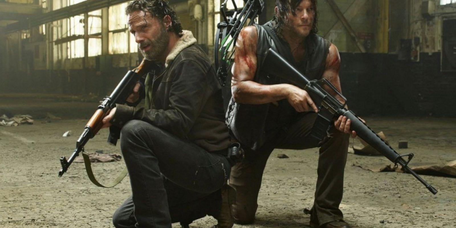 The Walking Dead: Así será el inesperado desnudo de Daryl. Imagen Por: AMC