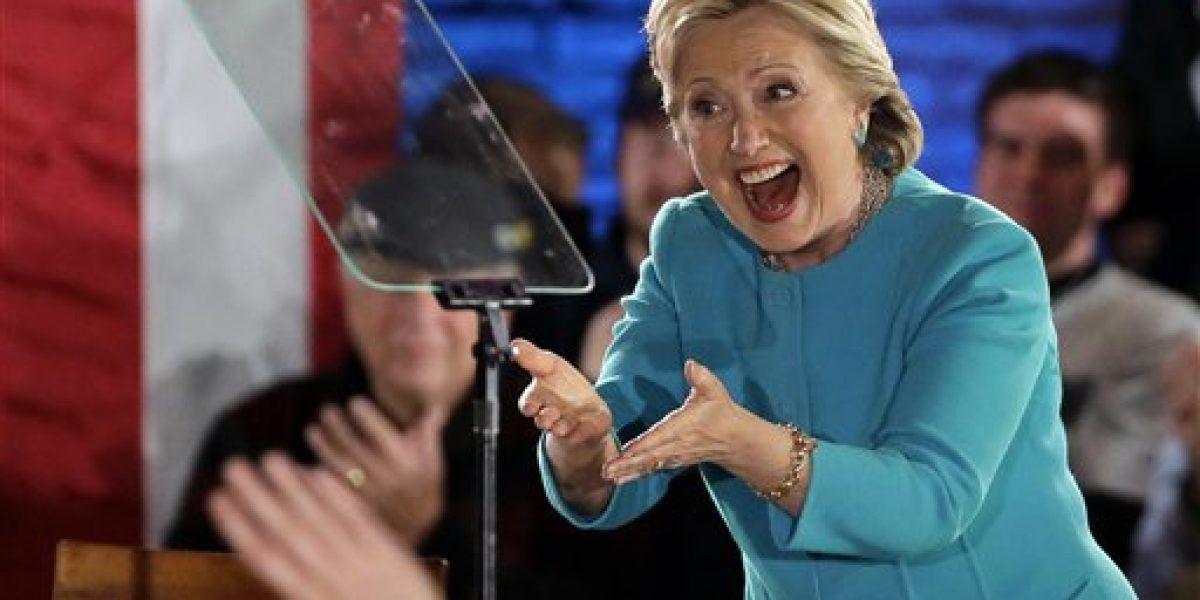 Hillary Clinton causa sensación con nueva imagen