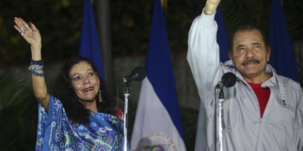 Nicaragua reelige a Daniel Ortega