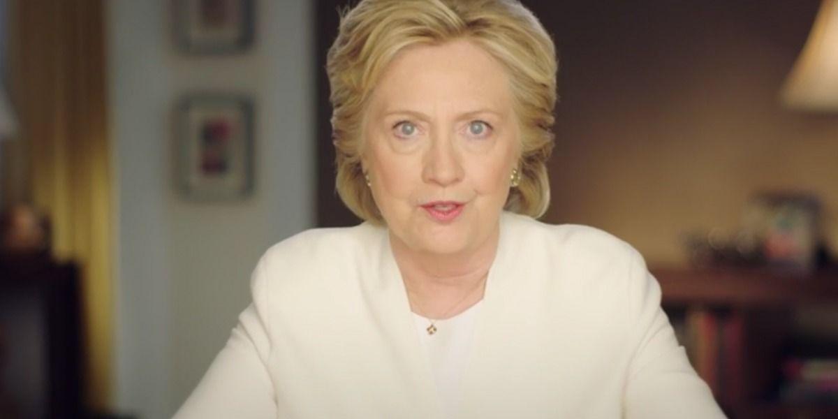 Hillary Clinton culmina su campaña con vídeo en Youtube