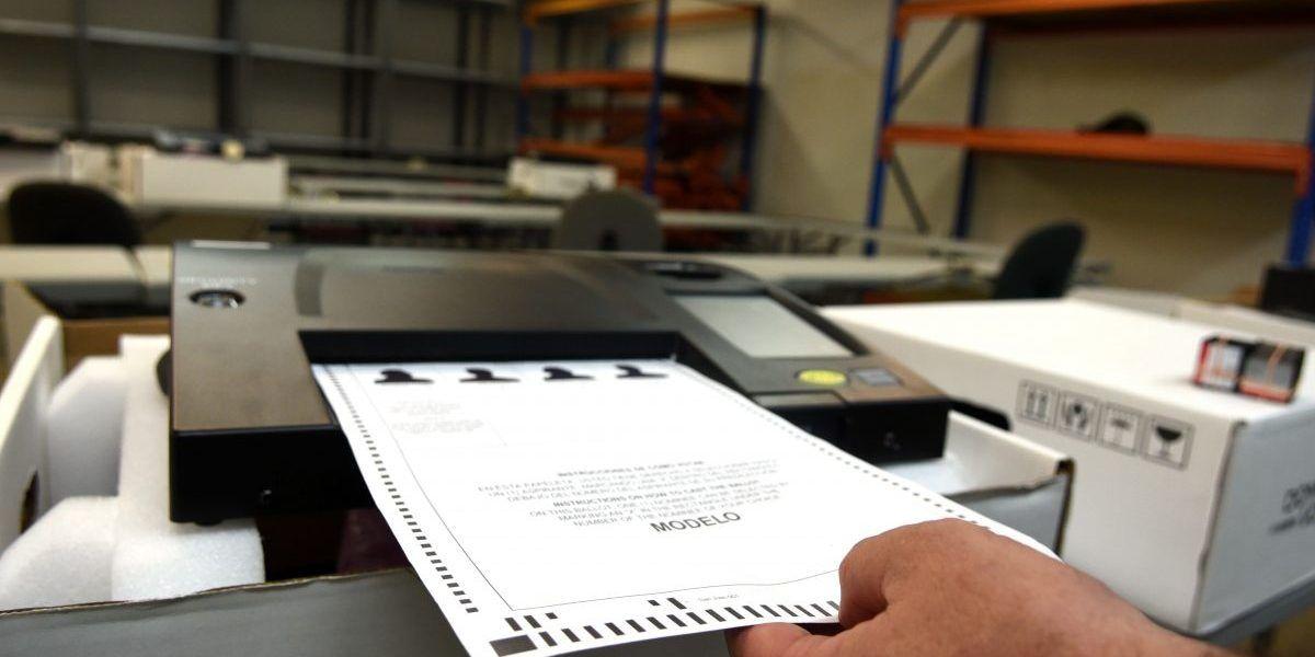 Policía aclara intervenión por supuesta compra de votos en Santa Isabel