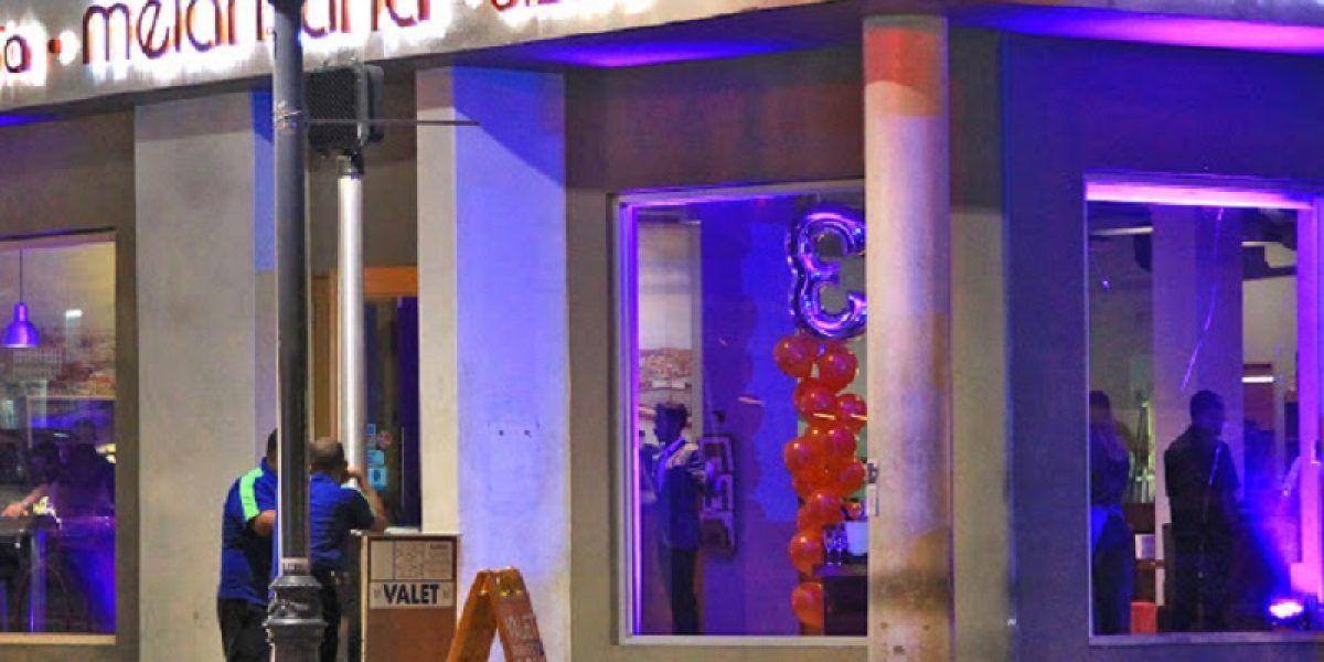 Restaurantes operan en horario regular a pesar de la Ley Seca