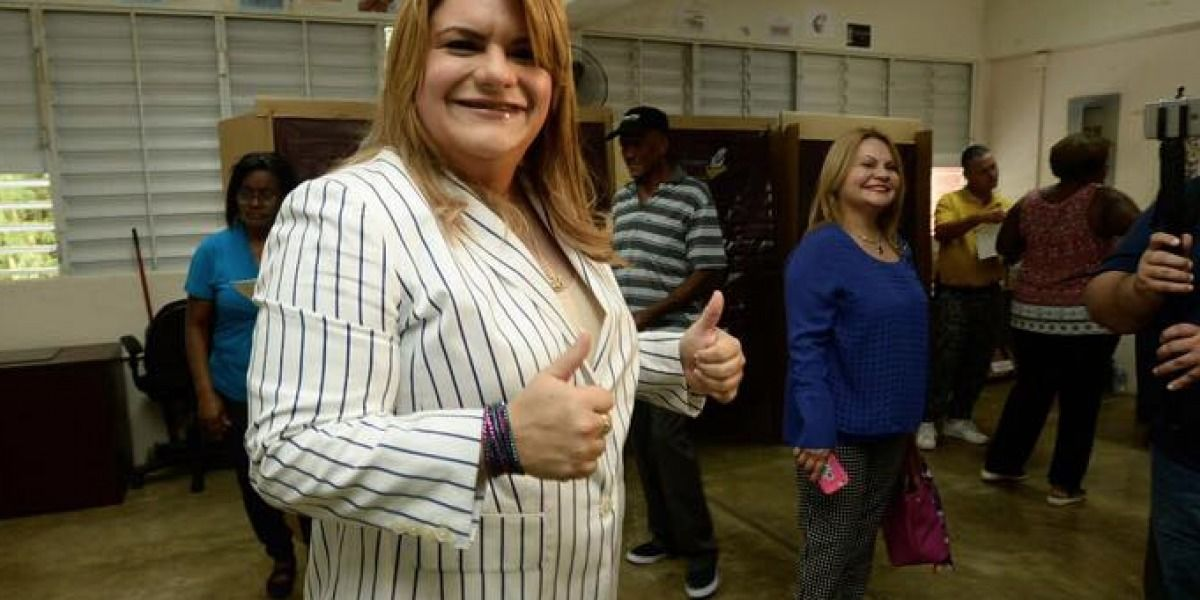 Jenniffer González saca ventaja como comisionada residente