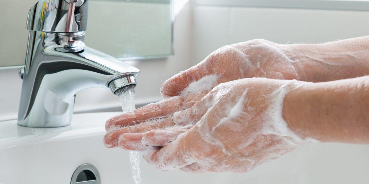 Buena higiene de las manos