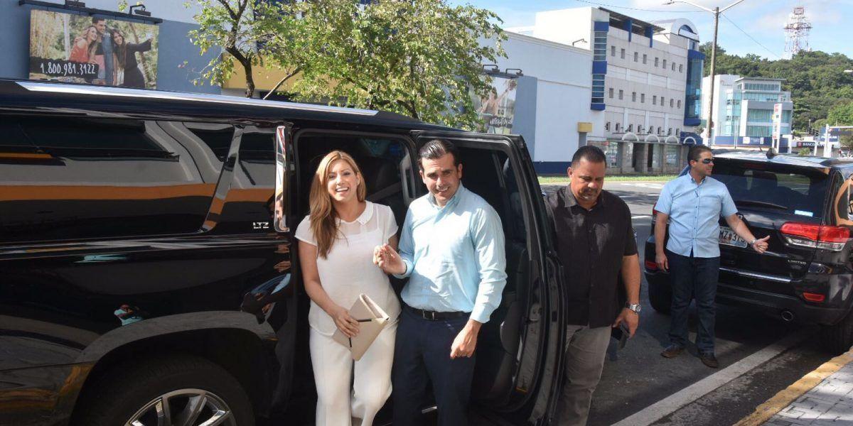 Esposa de Rosselló insta a mujeres a votar