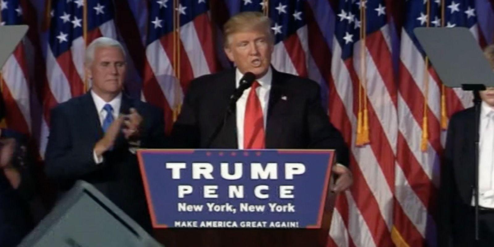 Donald Trump gana elecciones.. Imagen Por: Getty Images