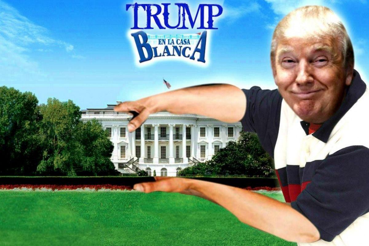Victoria Trump memes. Imagen Por: