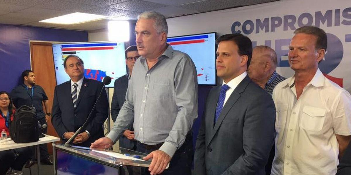 Rivera Schatz asegura sacó más votos que Vargas Vidot