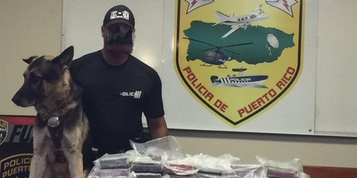 Ocupan millonario cargamento de droga en lancha de Vieques a Fajardo