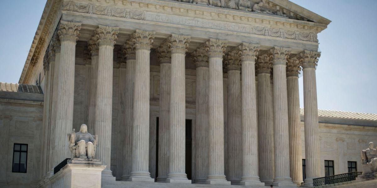 Trump tiene vacante en Corte Suprema para llenar