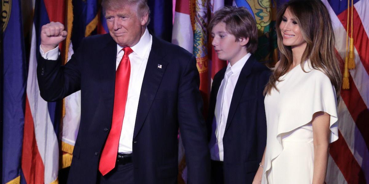 ¿Quién es Melania Trump, la futura primera dama de EE.UU?