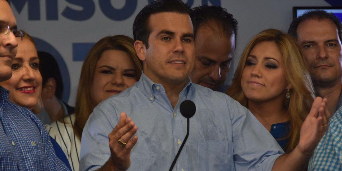 Rosselló espera Trump cumpla plan republicano sobre Puerto Rico