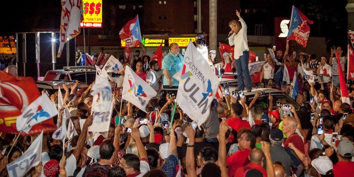 Victoria de alcaldesa de San Juan consolida su liderazgo