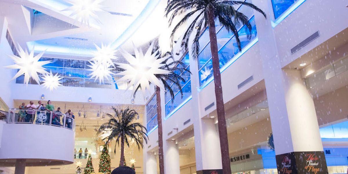 Llega la Navidad a Plaza Las Américas