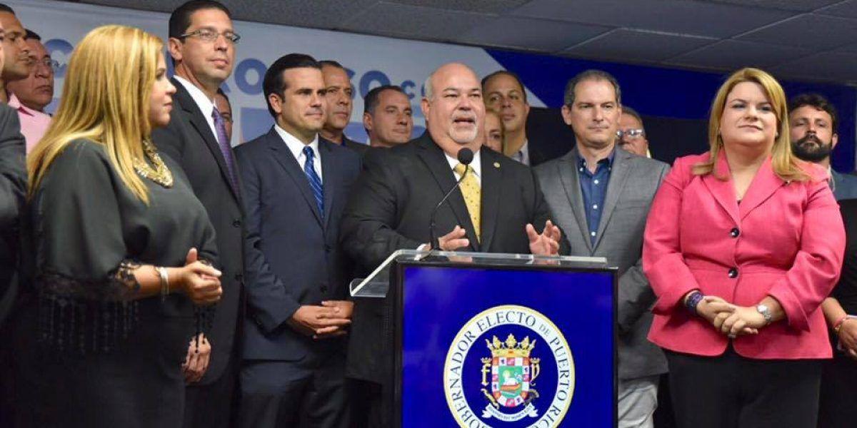 Satisfecho presidente en funciones de la Cámara con selección de Johnny Méndez