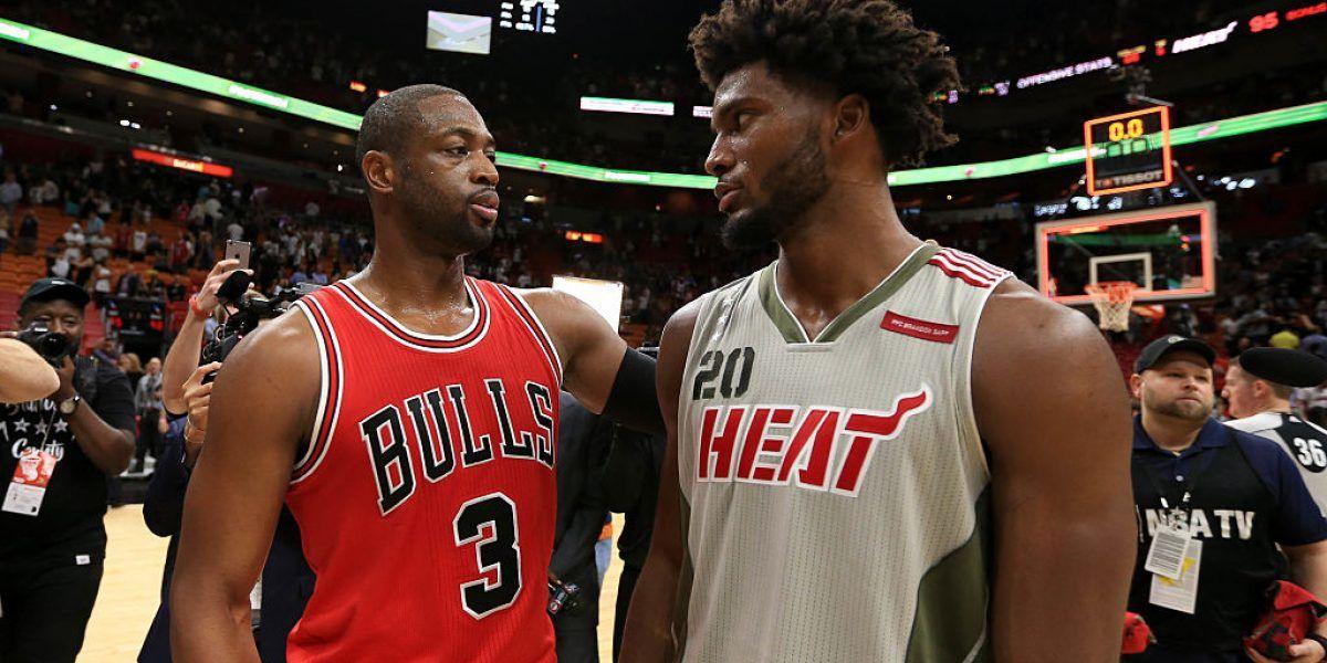 Regreso triunfal de Wade a Miami
