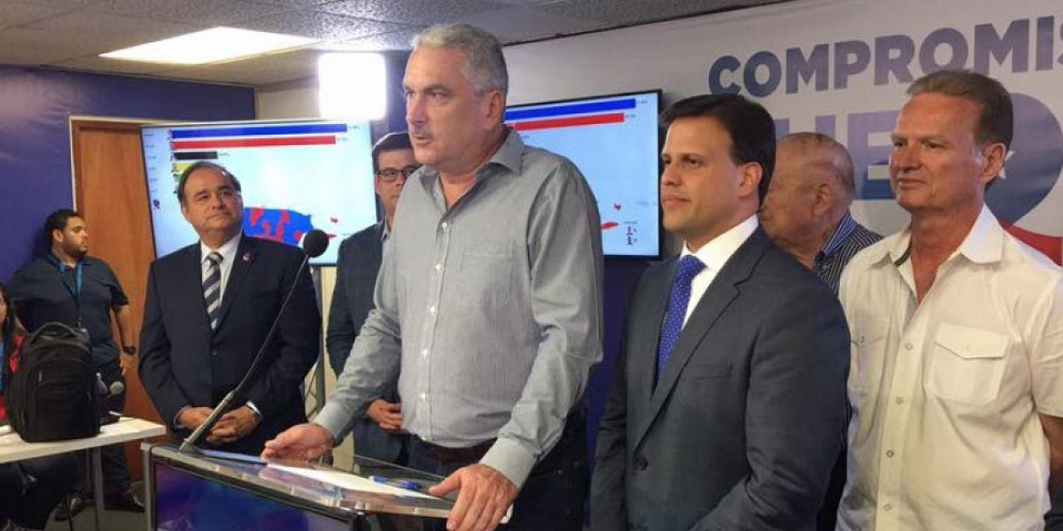 Rivera Schatz no descarta que Vargas Vidot y Juan Dalmau presidan comisiones en el Senado