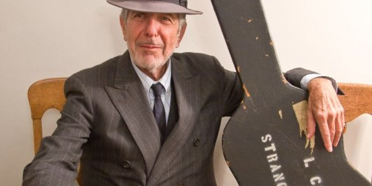 Muere cantante Leonard Cohen