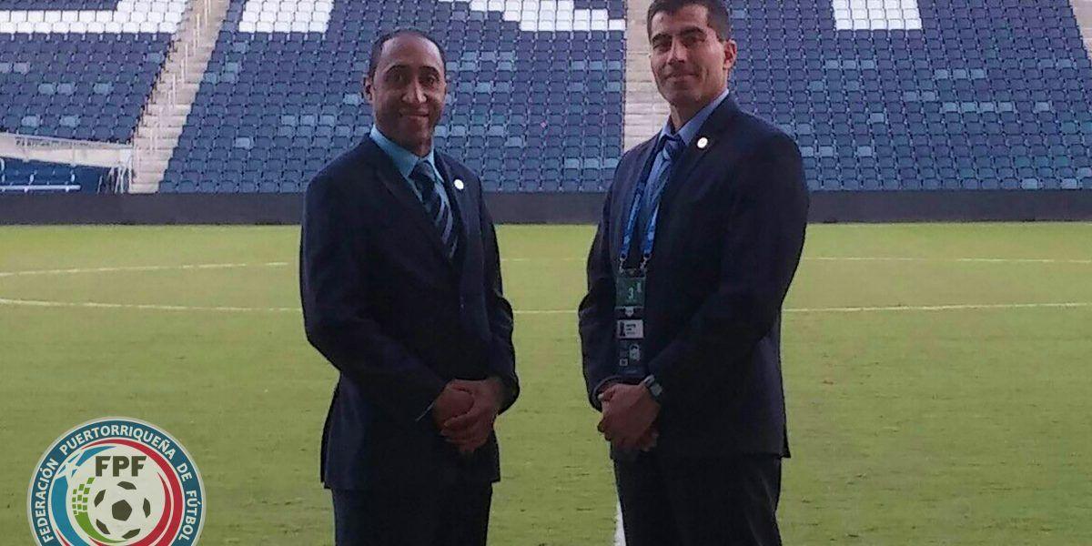 Nombran dos árbitros boricuas para torneos CONCACAF