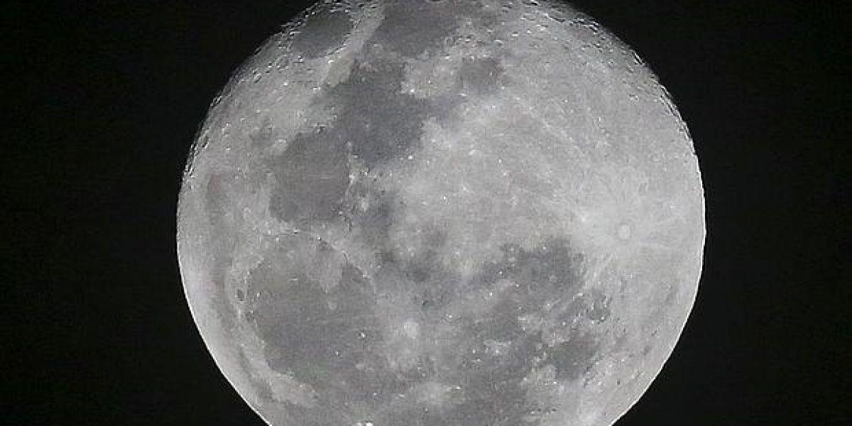 Mayor luna llena en casi 70 años será el lunes