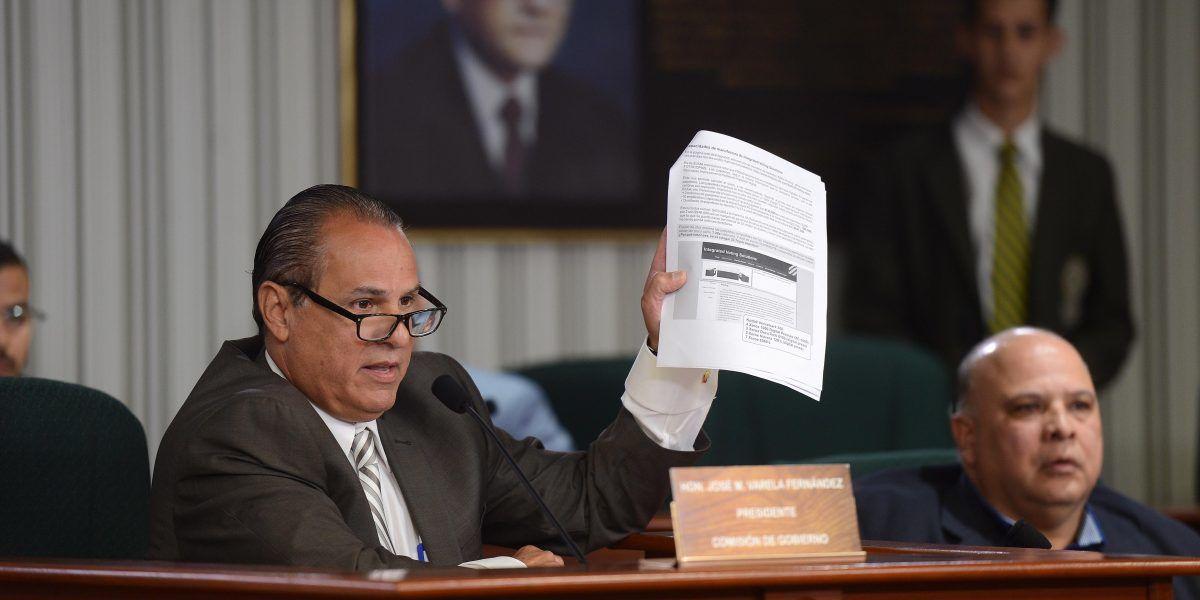 Conny Varela pide intervención de Justicia federal en el plebiscito