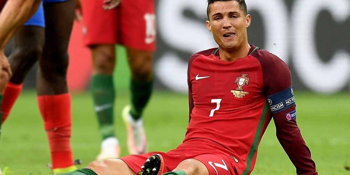 """El equipo en el que Cristiano Ronaldo era llamado """"bebé llorón"""""""