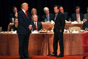 John Paulson: el verdadero ganador detrás de la victoria de Trump