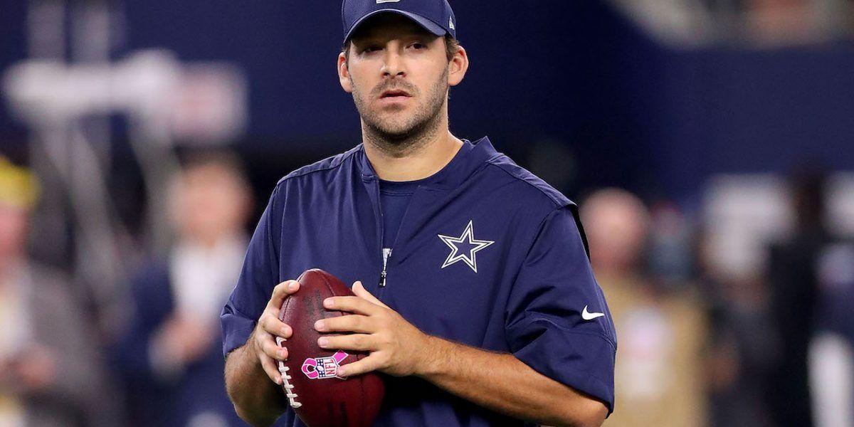 Romo se prepara para ser el suplente de Prescott