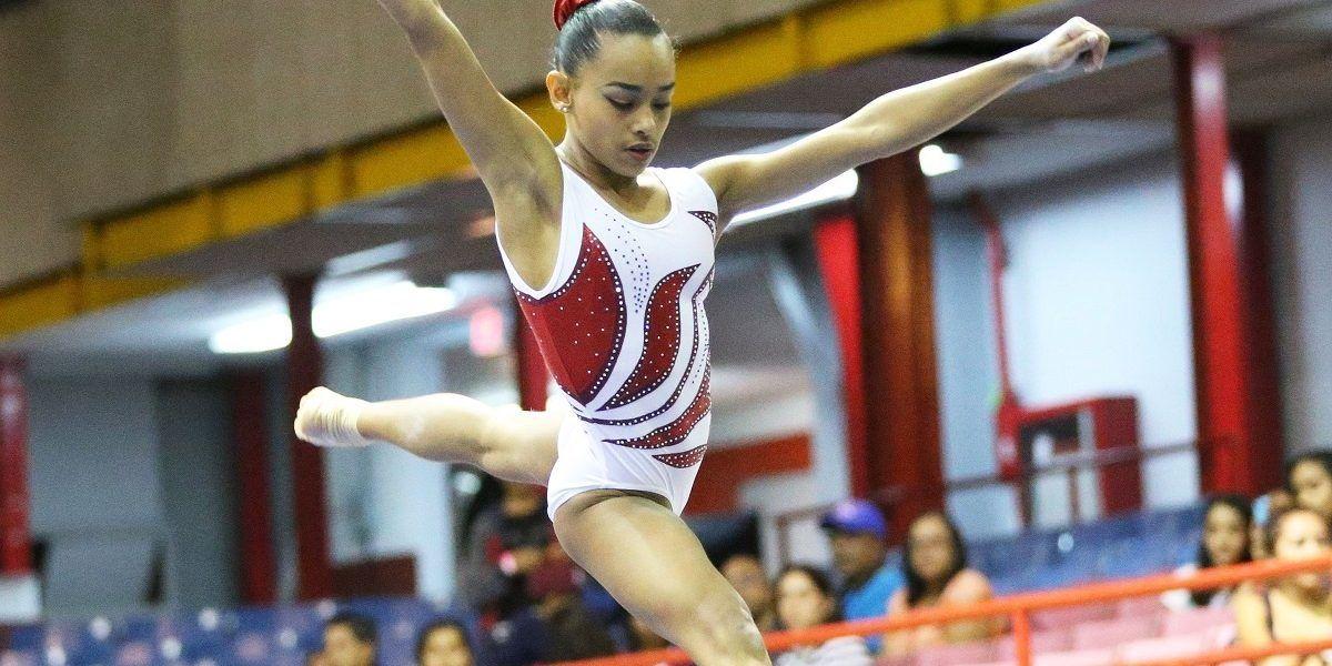 A pasos de otra gran actuación el club de gimnasia BMG de Bayamón