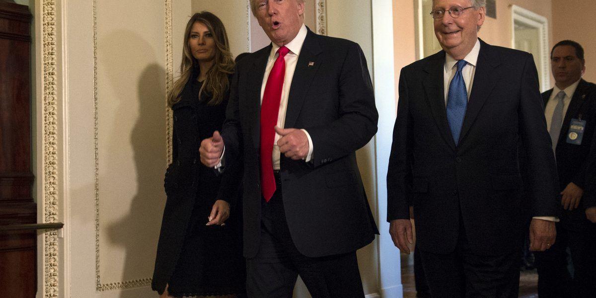 Trump podría transformar la agenda de la Corte Suprema