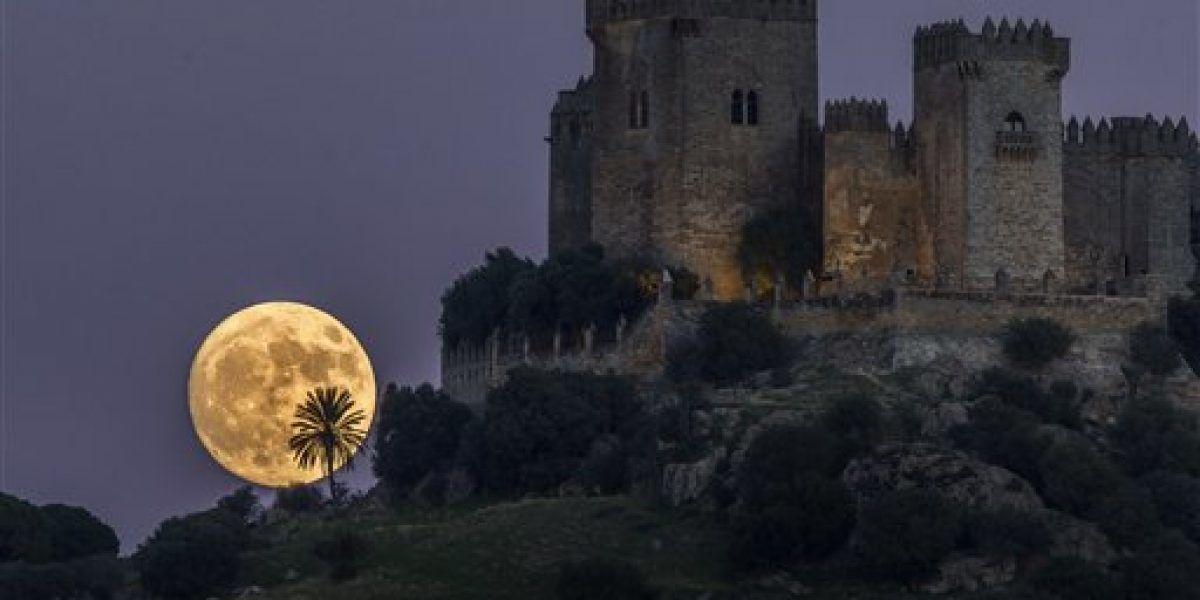Cielos de todo el planeta lucen la superluna
