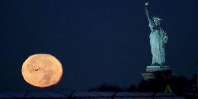 SUPERLUNA. Imagen Por: