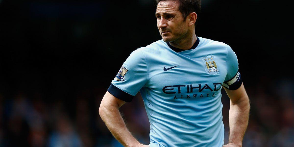 Lampard anuncia que saldrá del NYC a finales de la temporada