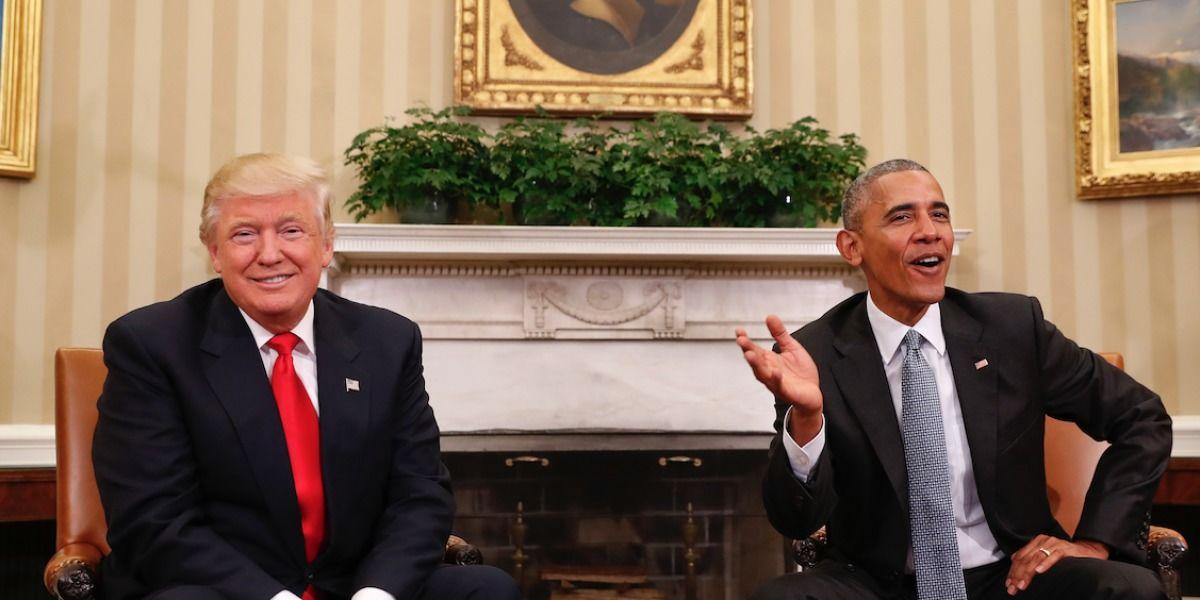 En inmigración Trump empieza a parecerse a Obama