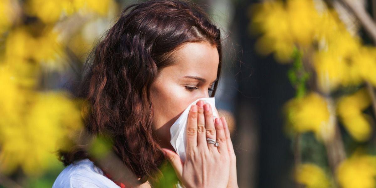 Peligrosa la atmósfera por aumento en niveles de polen
