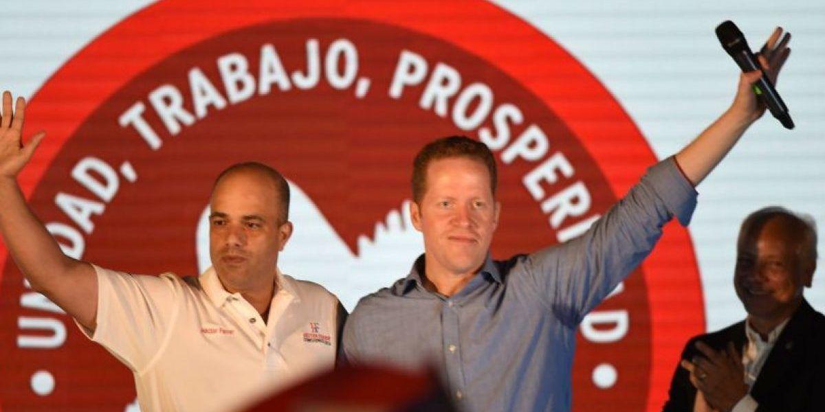 Bernier respalda a Héctor Ferrer para la presidencia del PPD