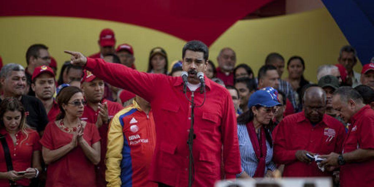 Supremo ordena detener juicio político a presidente de Venezuela