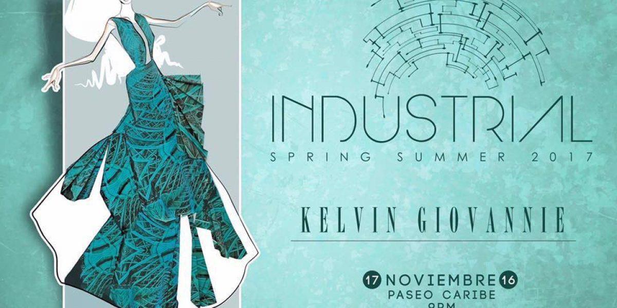 Kelvin Giovannie presenta su nueva colección en San Juan Moda
