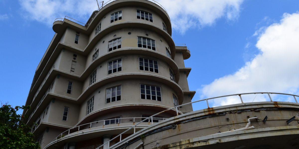 El Hotel Normandie: una joya anclada en la costa capitalina