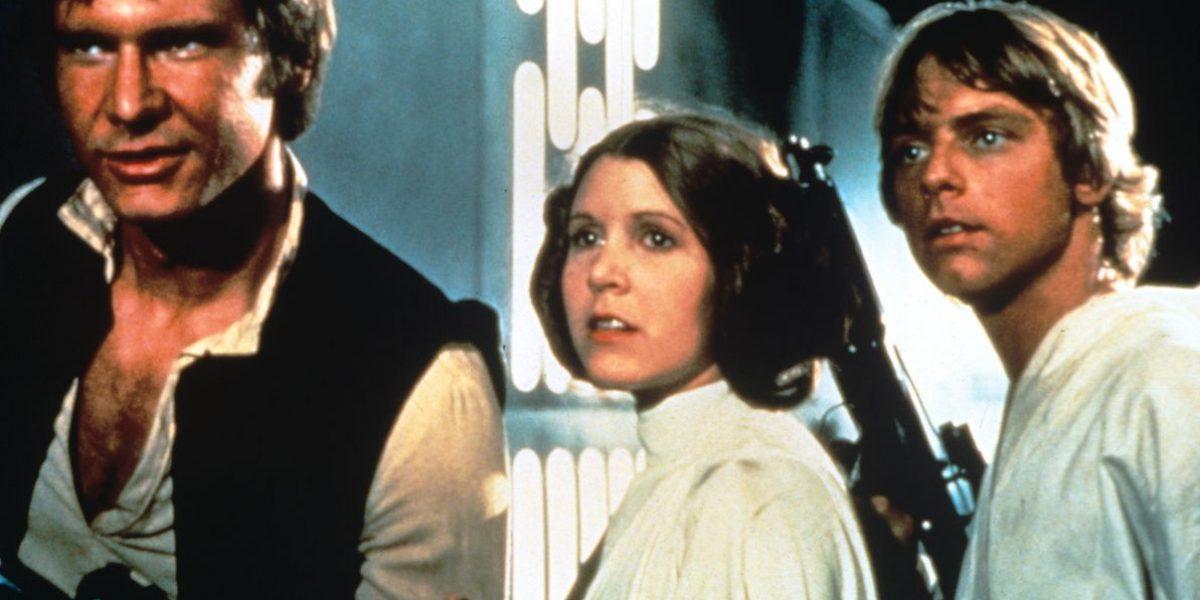 Princesa Leia confiesa tuvo romance con Han Solo en la vida real