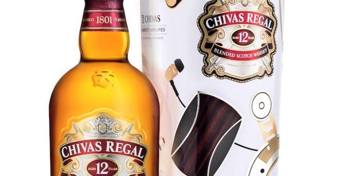 Edición limitada Chivas Regal por una buena causa