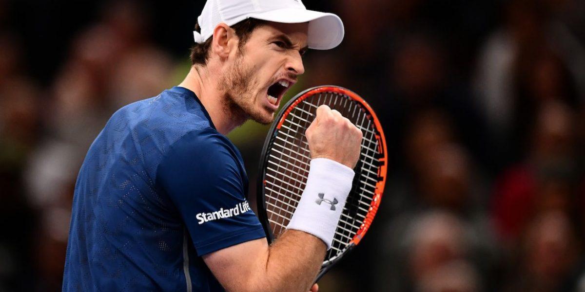 Murray supera a Nishikori y sigue invicto en Copa Masters
