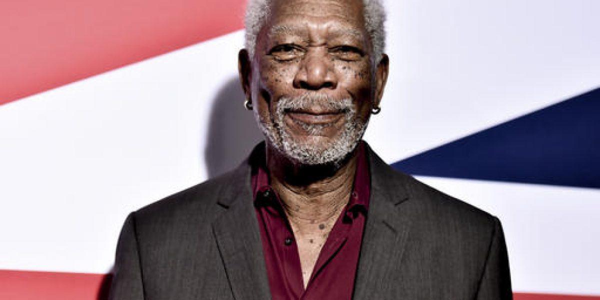 Morgan Freeman recibirá otro reconocimiento