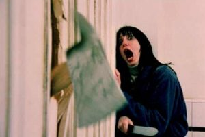 Protagonista de El Resplandor padece trastornos mentales. Imagen Por: Warner