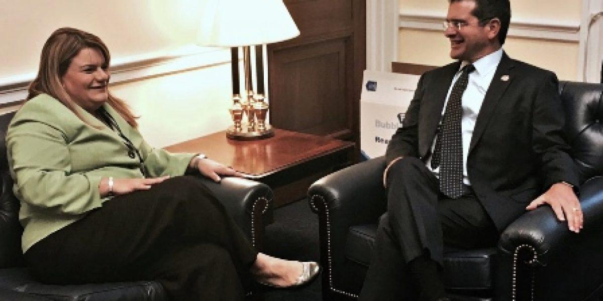JGo y Pierluisi se reúnen en Washington D.C.