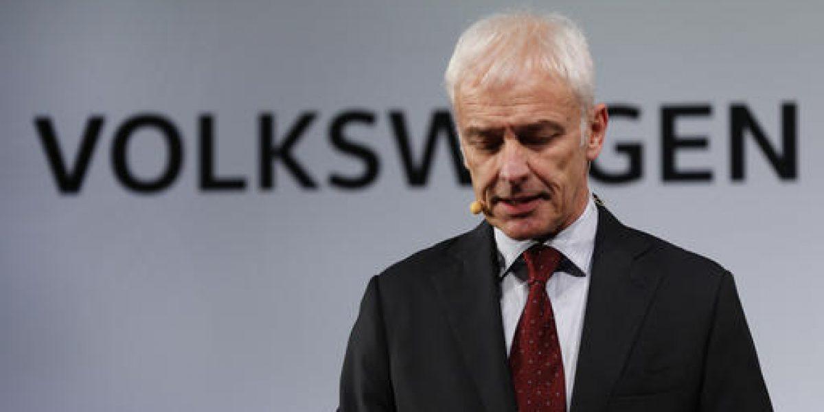 Volkswagen elimina 30 mil empleos para reducir costes tras escándalo